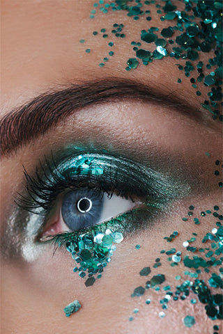 Aqua Trip Biodegradable Glitter | By In Your Dreams