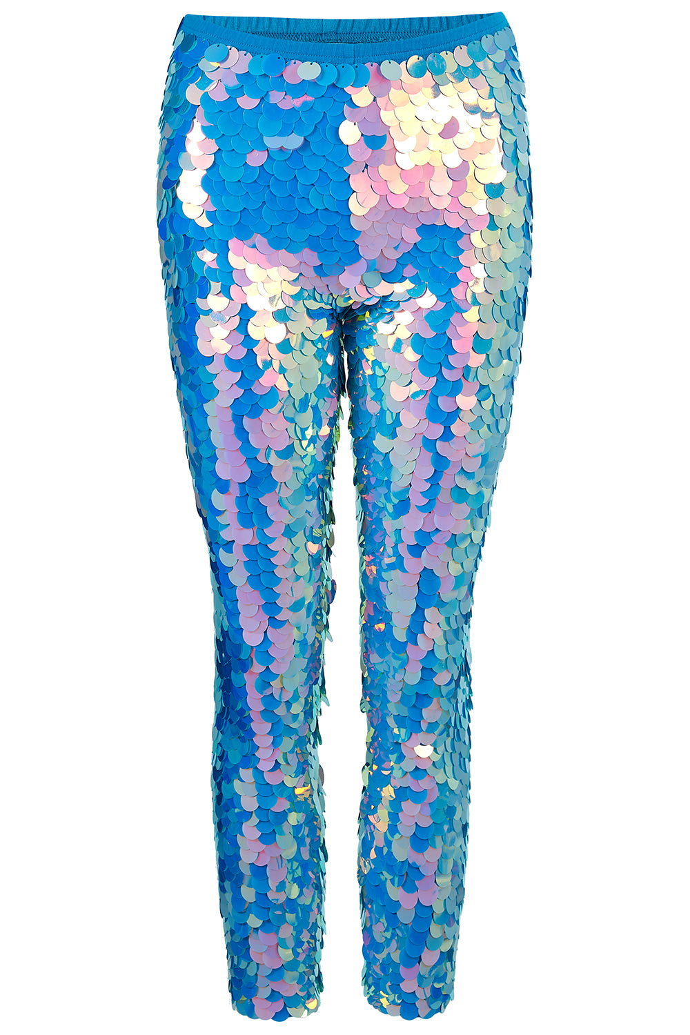 INDUS SEQUIN LEGGINGS - MOONRISE