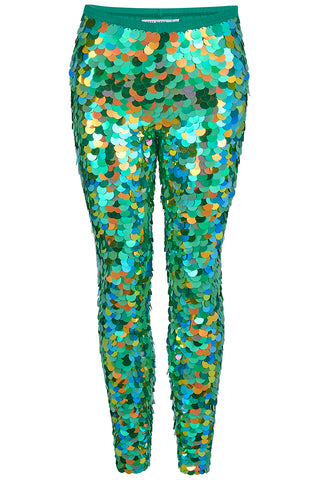 INDUS SEQUIN LEGGINGS - AMAZON