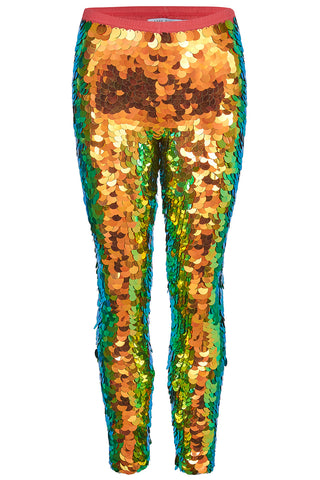 INDUS SEQUIN LEGGINGS - BLAZE '18