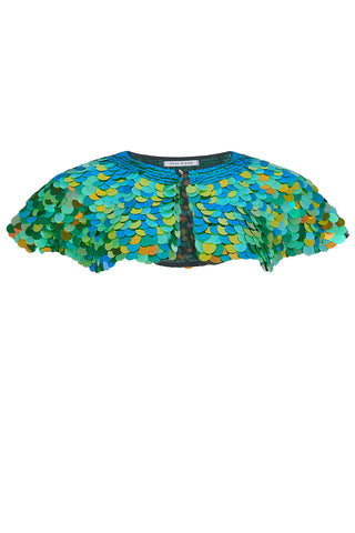 INTI SEQUIN CAPE - AMAZON
