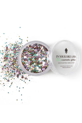 Cosmic Purple Biodegradable Glitter | By In Your Dreams