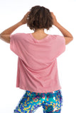 SAM T-SHIRT - NATURAL PINK