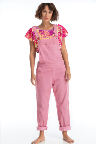 JOHNNY DUNGAREES - NATURAL PINK