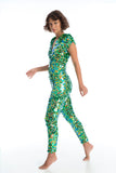 APHRODITE SEQUIN JUMPSUIT - AMAZON