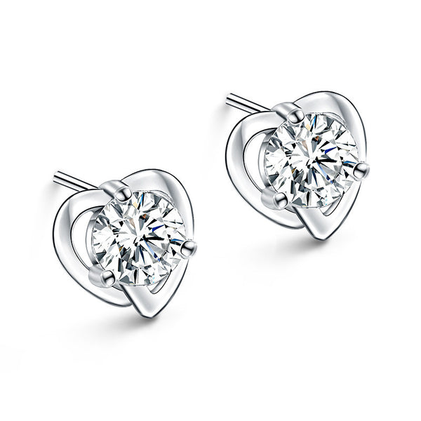 Happiness Heart Earring