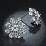 Love Flower Earring