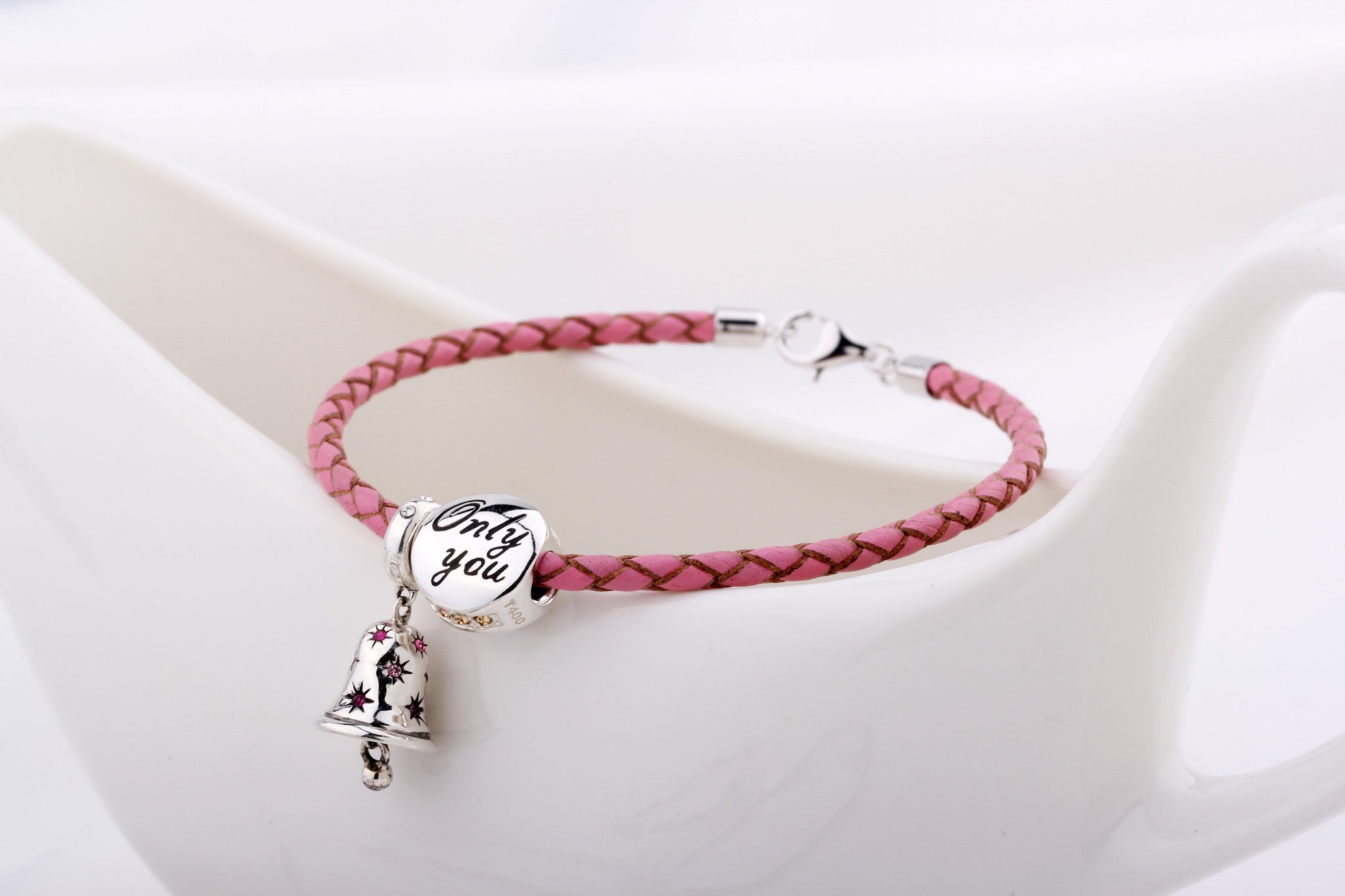 Genuine cow leather charm bracelets – selec fashion
