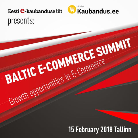 Feelwear at the Baltic e-commerce Summit