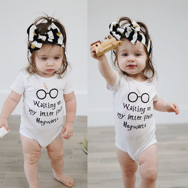 72ca8d85e4bc Harry Potter Baby Girl Bodysuits & One-Pieces – Kiddie Outfit
