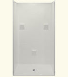 4836 BF 4P .875 C Barrier Free Shower