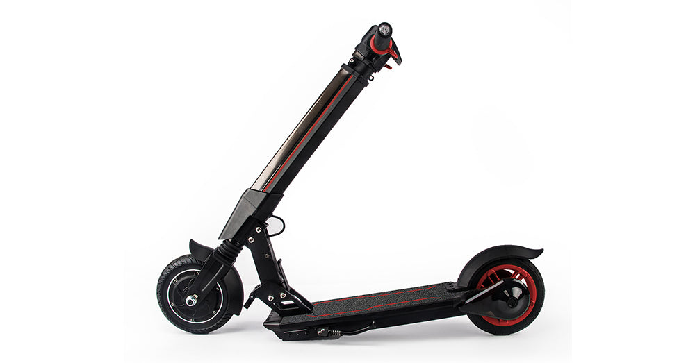 Koowheel Patent E1 Foldable Electric Scooter - Electric Bike & Skate