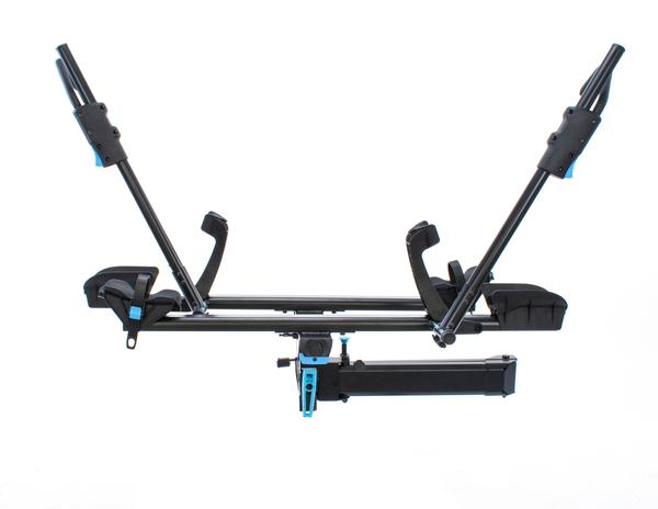 Rockymounts Back Stage Swing Away Platform Hitch Rack - Electric Bike & Skate