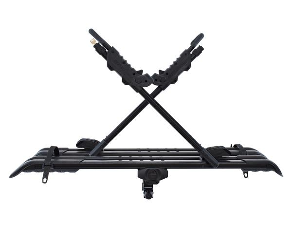 Rockymounts SplitRail Platform Hitch Rack - Electric Bike & Skate