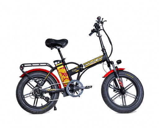 GreenBike Big Dog Off Road Extreme Bike - Electric Bike & Skate
