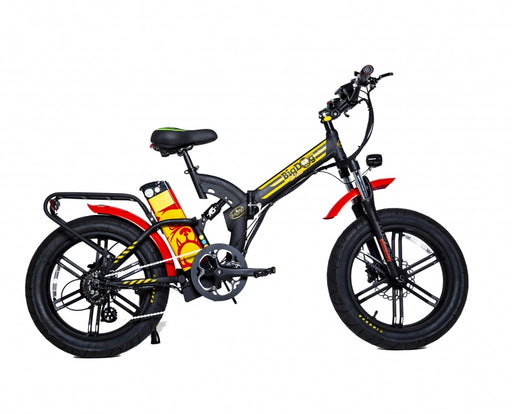 GreenBike Big Dog Off Road Bike - Electric Bike & Skate