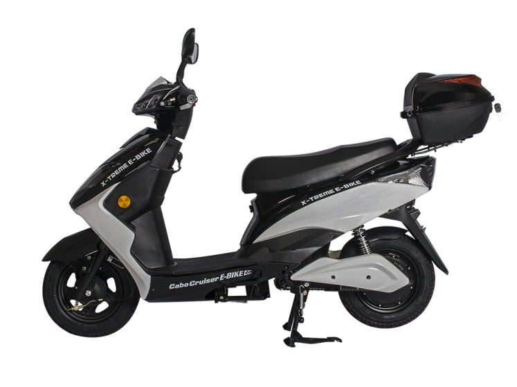 X-Treme Cabo Cruiser Elite Electric Bicycle (20 Amp Battery System) - Electric Bike & Skate