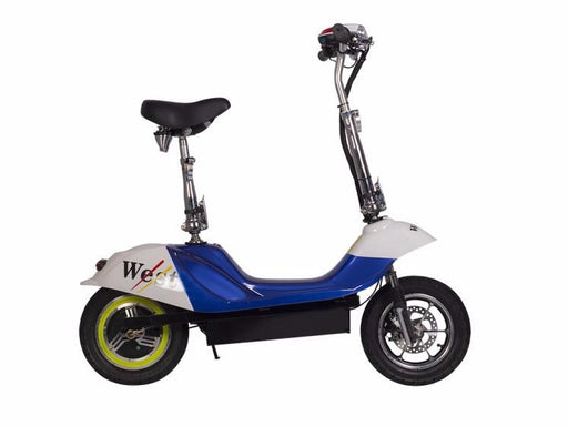 X-Treme City Rider 36V Electric Scooter With E-Bike Quiet Hub Motor - Electric Bike & Skate