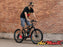 Addmotor HITHOT H1 Sport Electric Mountain Bike - Electric Bike & Skate