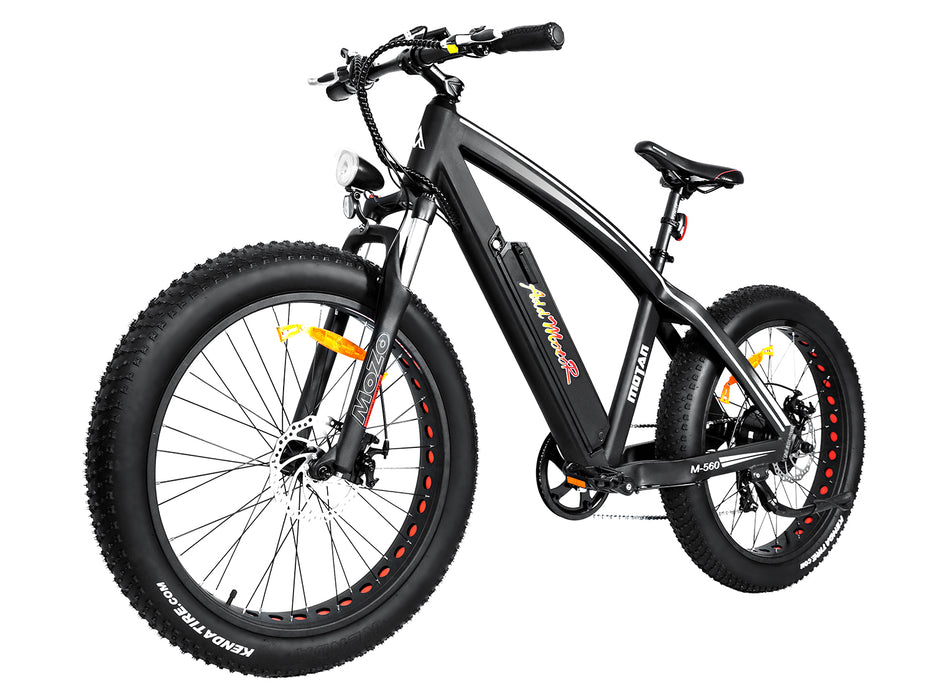 Addmotor MOTAN M560 Sport Electric Fat Tire Bike - Electric Bike & Skate