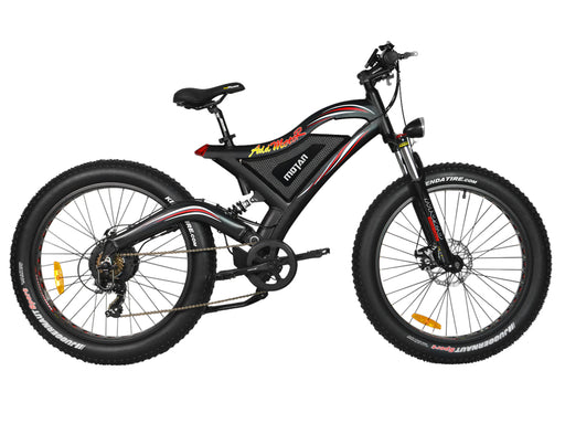 Addmotor MOTAN M850 P7 Platinum Fat Tire Electric Mountain Bike - Electric Bike & Skate