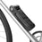 FoldyLock Compact Bike Lock (Black)