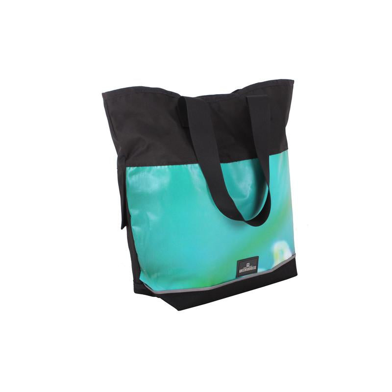 Green Guru Gear Andromeda Large Tote Bag Pannier - Electric Bike & Skate
