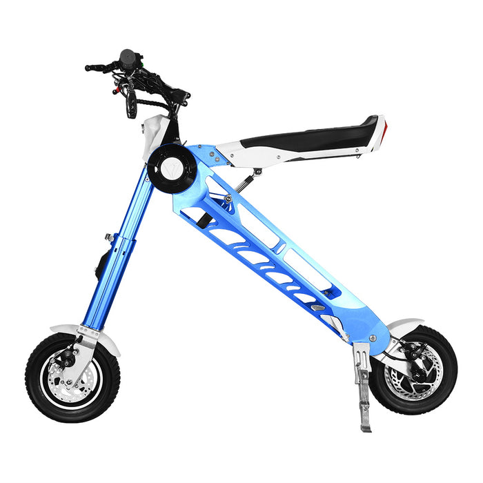 iDeal Deling Electric Commuter Bike - Electric Bike & Skate