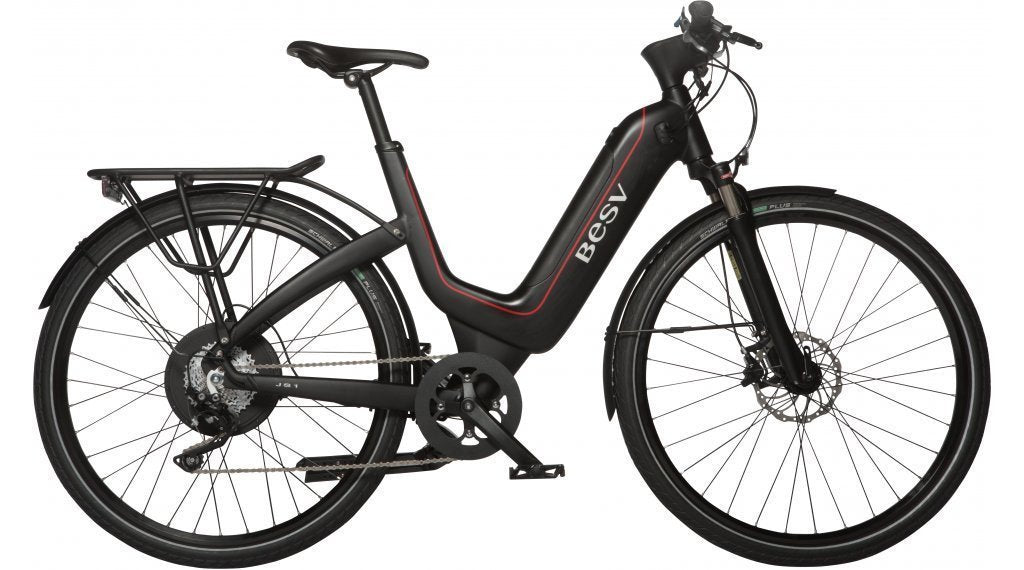 BESV JS1 Advance Electric Commuter Bike - Electric Bike & Skate