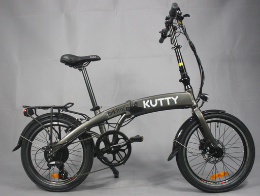 Biktrix Kutty Premium Electric Folding Bike - Electric Bike & Skate