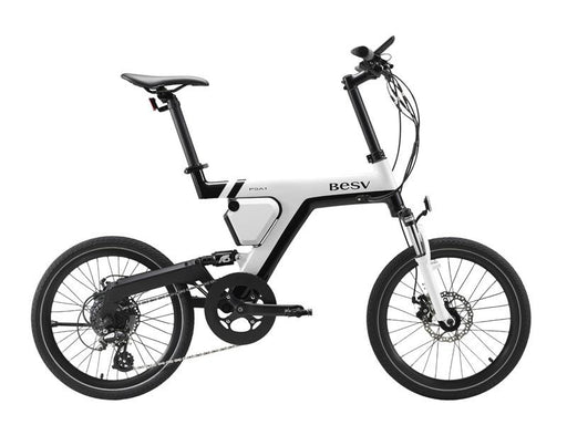 BESV PSA1 URBAN Electric Commuter Bike - Electric Bike & Skate