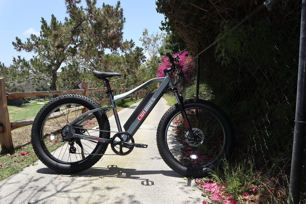 Civibikes Predator Cruiser Bike - Electric Bike & Skate