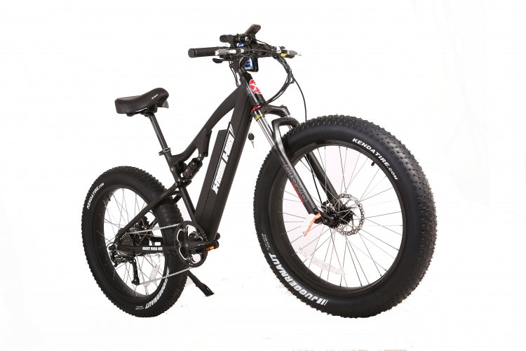 X-Treme Rocky Road 48 Volt High Power Long Range Electric Fat Tire Bicycle - Electric Bike & Skate