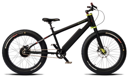 ProdecoTech Rebel XS Fat Tire Electric Mountain Bike - Electric Bike & Skate