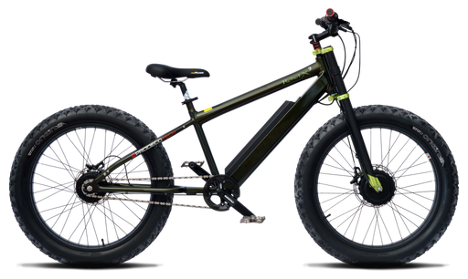 ProdecoTech Rebel X9 V5 Electric Fat Tire Bike - Electric Bike & Skate