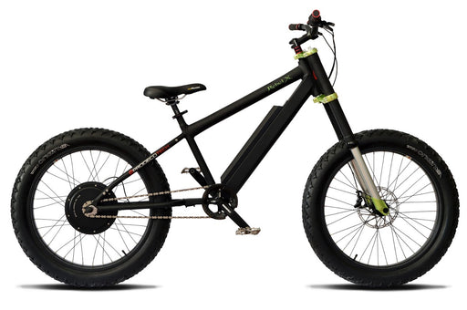 ProdecoTech Rebel X Suspension Electric Mountain Bike - Electric Bike & Skate
