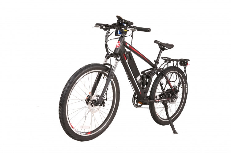 X-Treme Sedona 48V High Power Step-Thru Electric Mountain Bicycle - Electric Bike & Skate