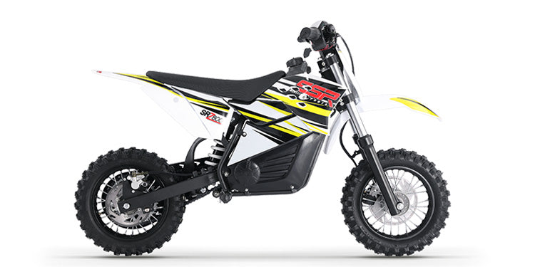 SSR Motorsports SRZ800 Electric Pit Bike - Electric Bike & Skate