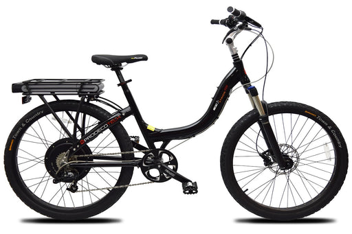 ProdecoTech Stride 300 Electric Folding Bike - Electric Bike & Skate