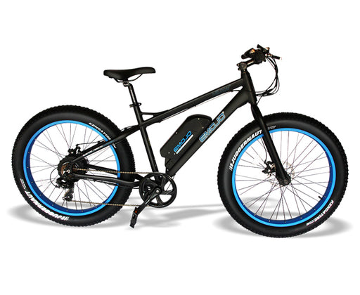 Emojo WILDCAT Electric Fat Tire Bike - Electric Bike & Skate