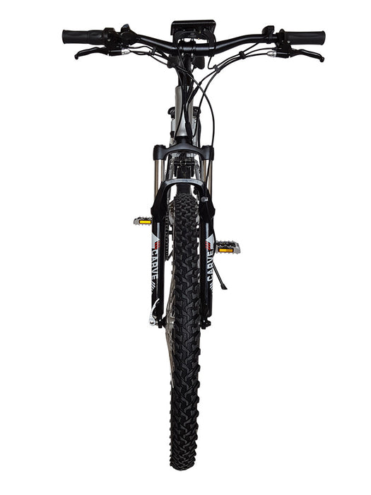 X-Treme Baja 36 Volt Folding Electric Mountain Bicycle - Electric Bike & Skate