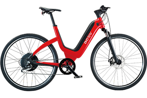 BESV JS1 Electric Commuter Bike - Electric Bike & Skate