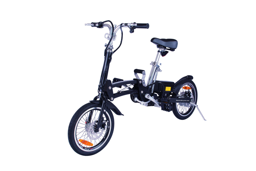 X-Treme City Express Mini Folding Electric Bicycle - Electric Bike & Skate