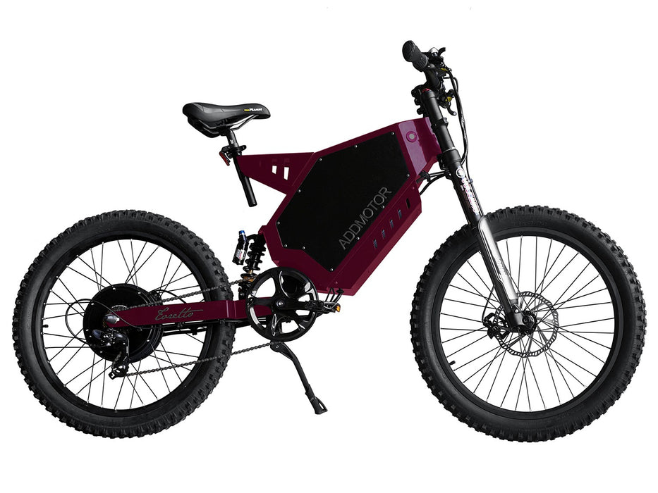 Addmotor TORETTO 3000W Electric Mountain Bike - Electric Bike & Skate
