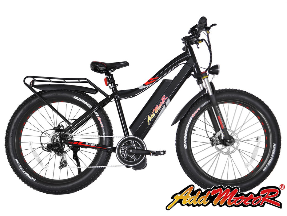 Addmotor MOTAN M5800 Electric Fat Tire Bike - Electric Bike & Skate