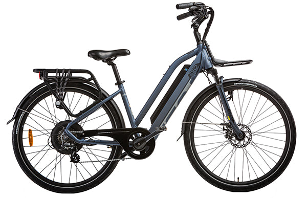 iGo eXplore Step-Through Electric Commuter Bike - Electric Bike & Skate