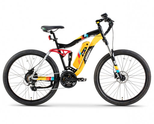 GreenBike Enduro 48 Mountain Sport Urban Bike - Electric Bike & Skate