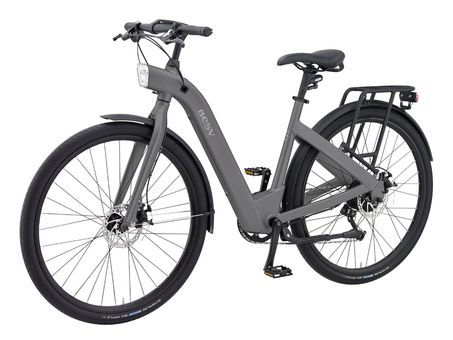 BESV CF1 LENA Electric Commuter Bike - Electric Bike & Skate