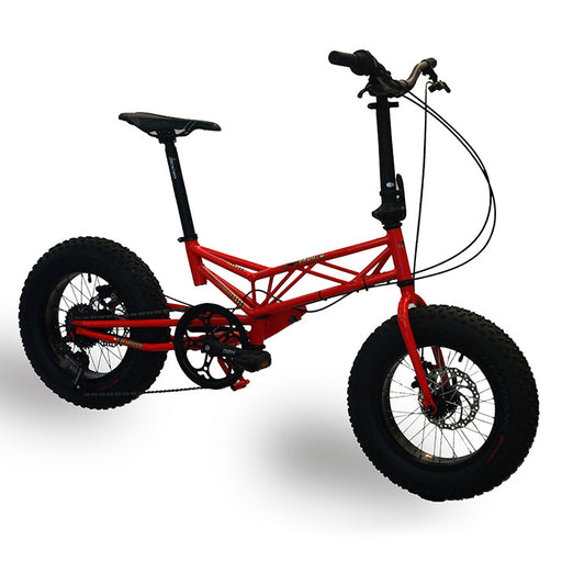 Moto Parilla Parillino Folding Bike