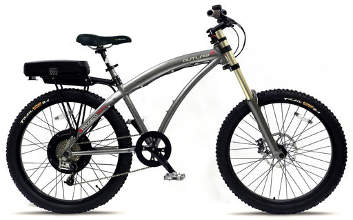 ProdecoTech Outlaw EX Electric Mountain Bike - Electric Bike & Skate